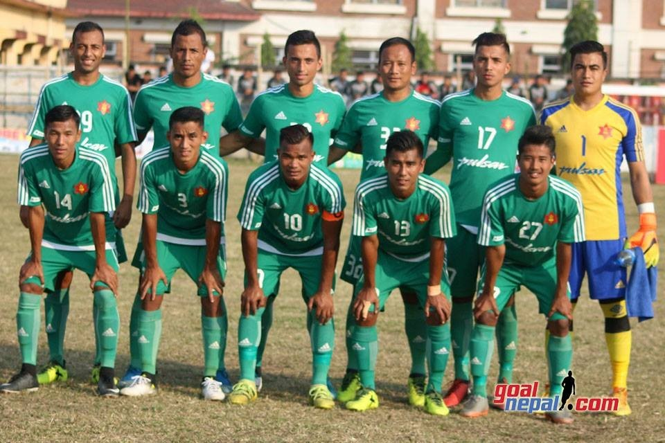 2nd Manmohan Memorial Duhabi Gold Cup SF: Nepal Army Vs Rupandehi XI - LIVE !!!