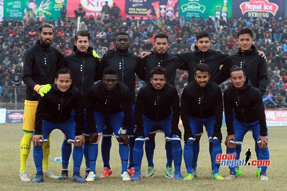 Sunsari: Ruslan Three Star Vs Nepal APF In The Opener Of Madan Bhandari Itahari Gold Cup Today