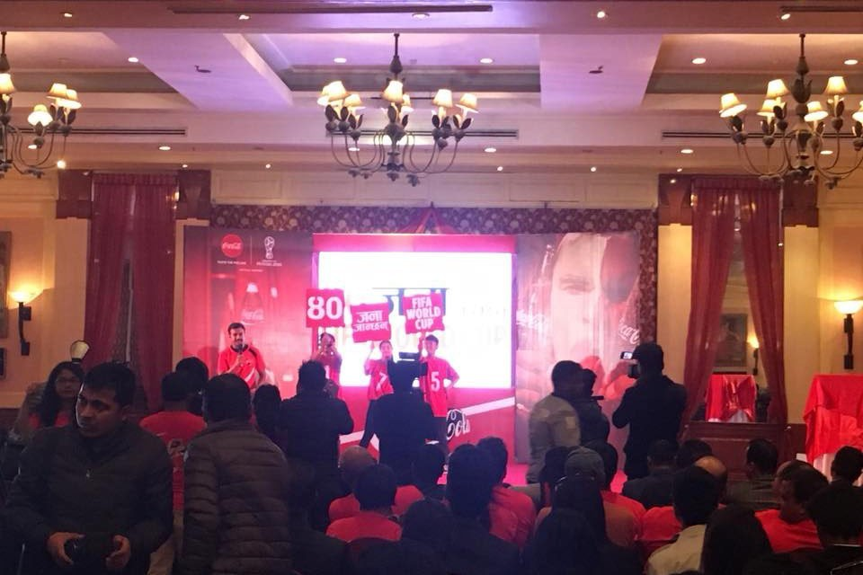 Coke Kham, Russia Jaam Campaign Launched; 40 Lucky Customers To Go To Russia