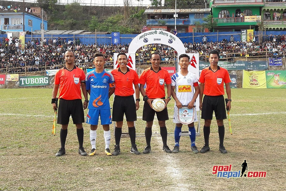 4th Mai Valley Gold Cup: Nepal APF Vs Jhapa XI - LIVE!