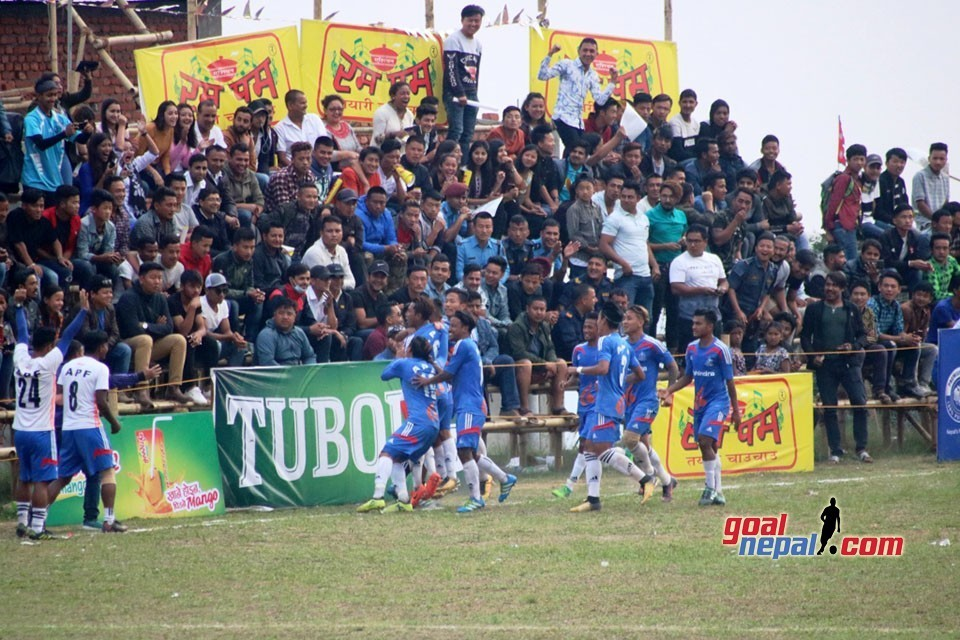 Nepal APF Vs Jhapa XI - MATCH HIGHLIGHTS
