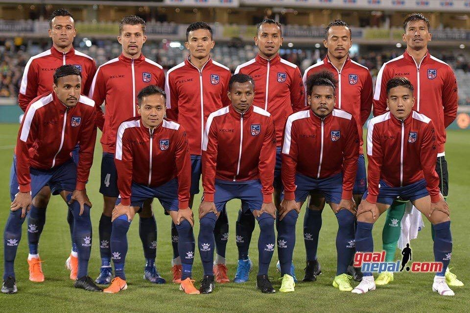 Nepal Remains Unchanged At 170 In FIFA World Ranking