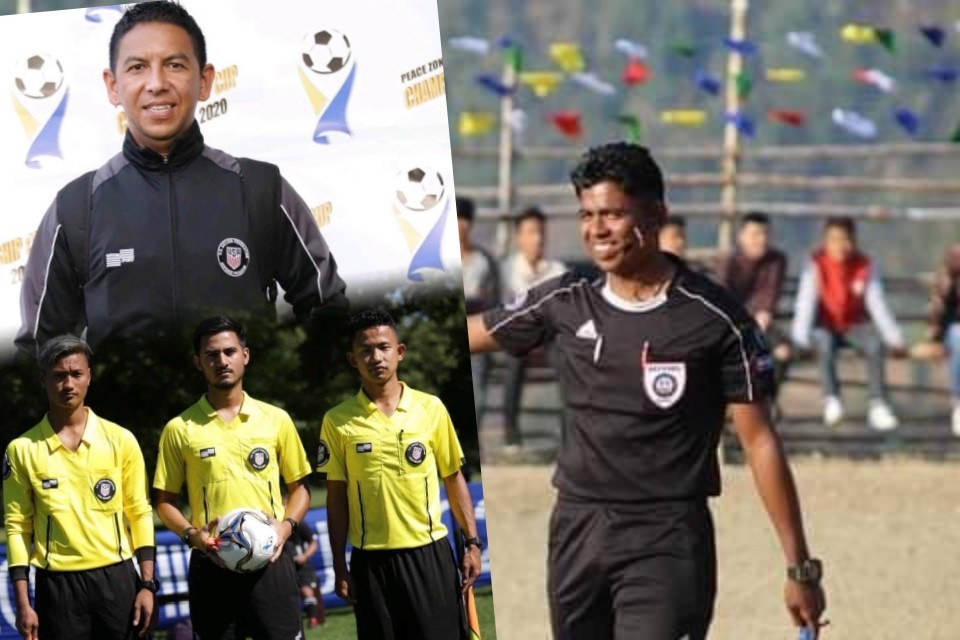GoalNepal Supporters Donate Nrs 15,000 To Referee Santosh Chaudhary Through GoalNepal Foundation
