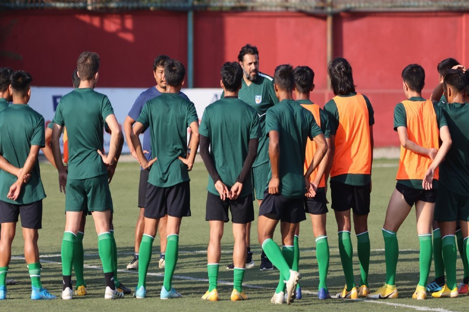 Head Coach AA Picks Very Young Squad For Iraq & FIFA World Cup QFs; Rejin Dhimal, Ravi Paswan, Bharat Khawas OUT