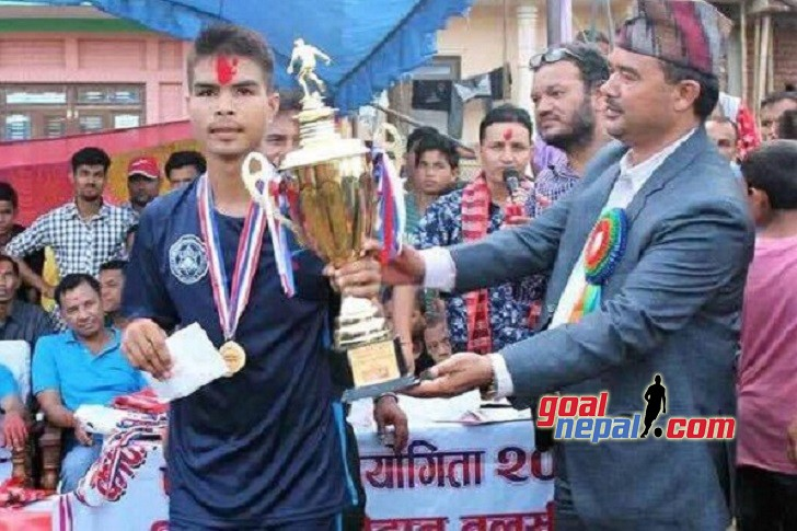 Tulsipur: Police School Wins Title Of Dang CC Cup Qualifiers