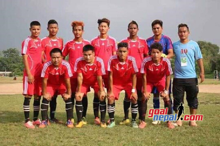 Tulsipur: UNBC Cup Kicks Off; UNBC Red Beats Gorkha Training Center In The Opener