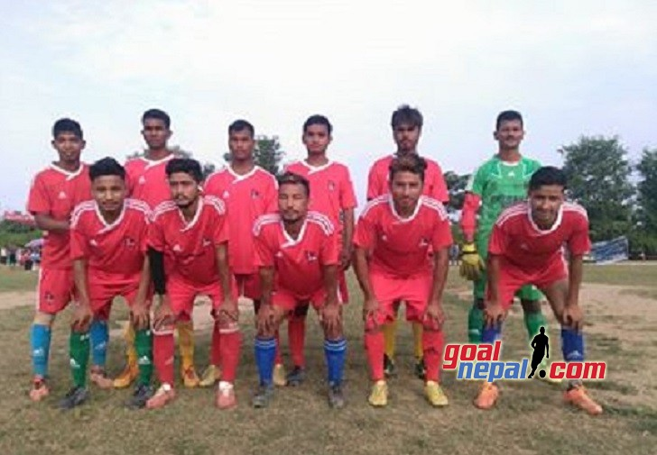 Dang: United Naya Bazar Beats Tulsipur Yuwa Club In UNBC Cup 2074