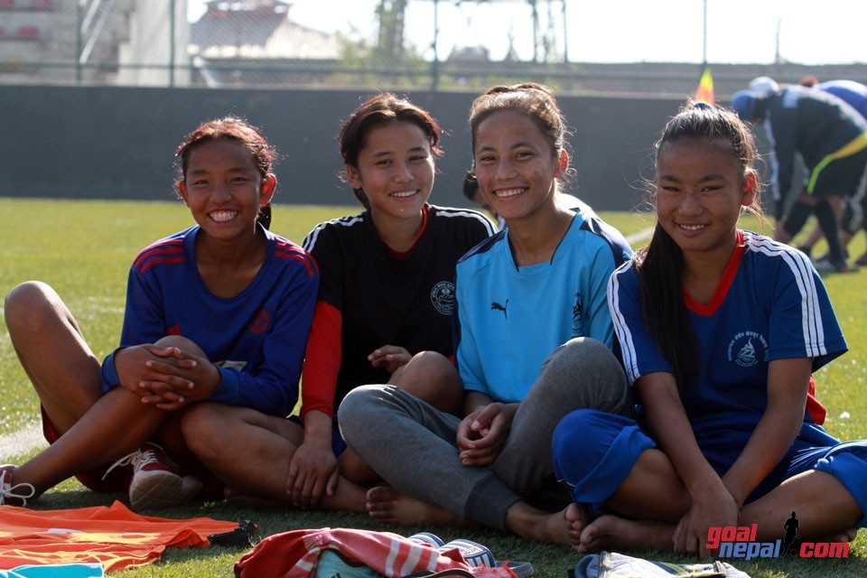 SAFF U15 Girls Championship: ANFA Announces Final Squad