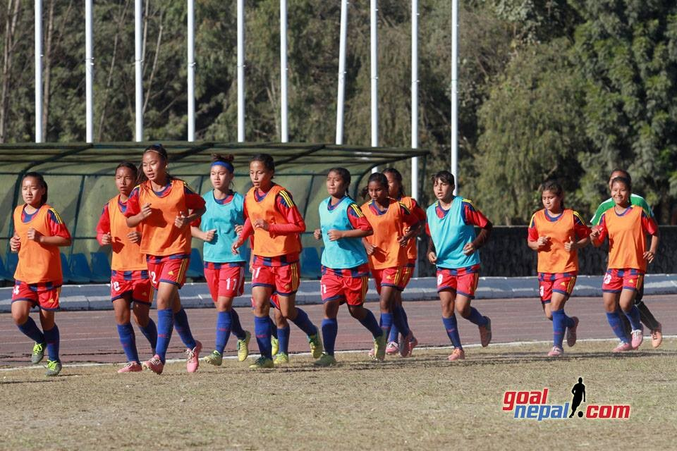 ANFA Adds Three More Players To Nepal U15 Girls Team