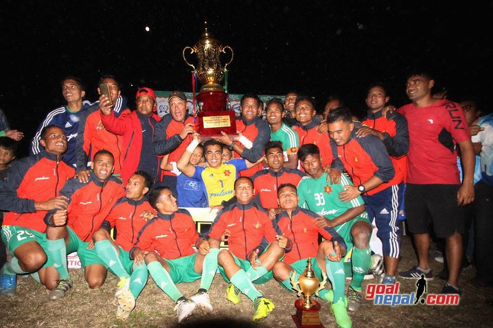 2nd Manmohan Memorial Duhabi Gold Cup SF: Nepal Army Vs Rupandehi XI Today