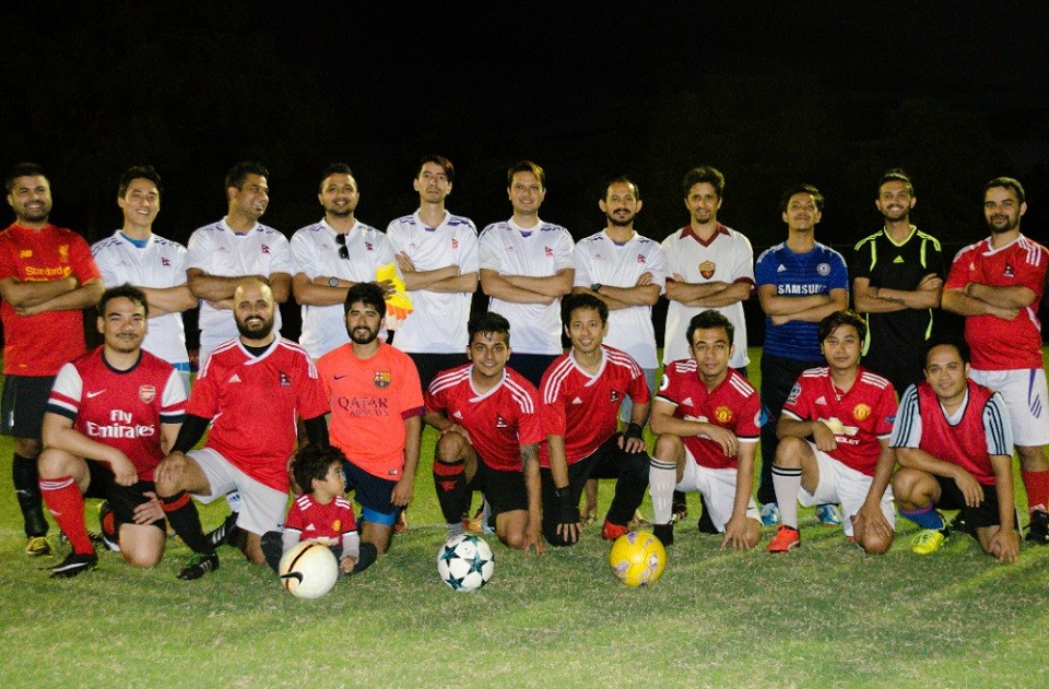 Australia: New Nepalese Club Simrik FC Formed In Brisbane