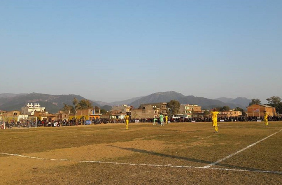 Dang: Nepal Police, Nepal Army Enter SFs In NSC 28th National Men's Championship
