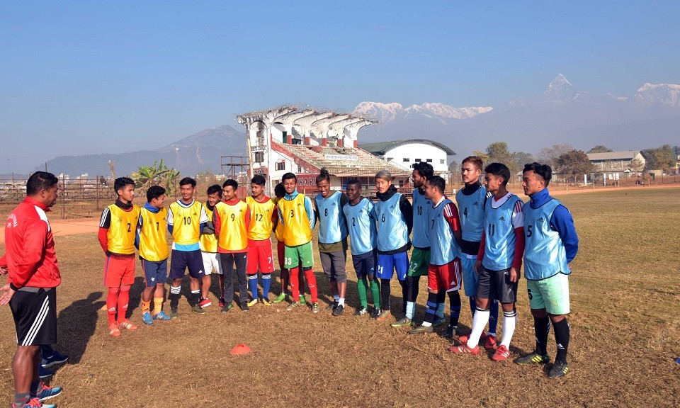 Kaski: Sahara Club Confirms Squad For 16th Aaha! RARA Gold Cup