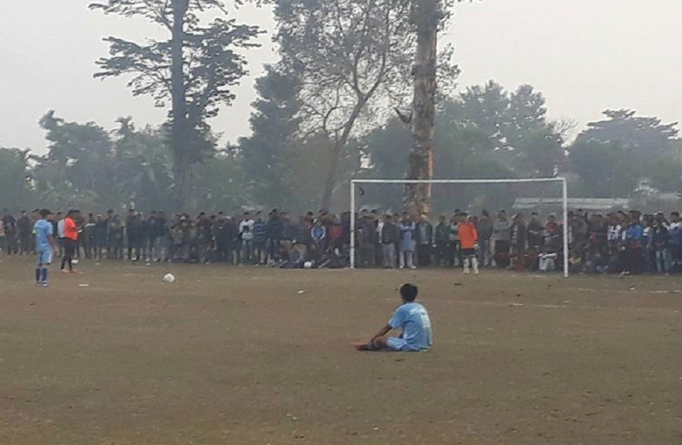 Morang: Ward Number Seven Enters SFs In Urlabari Mayor Cup