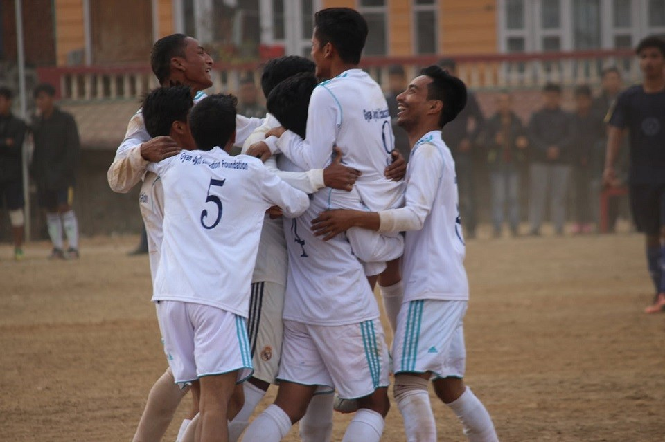Dang: Gyan Jyoti College Enters Final Of Inter College Championship