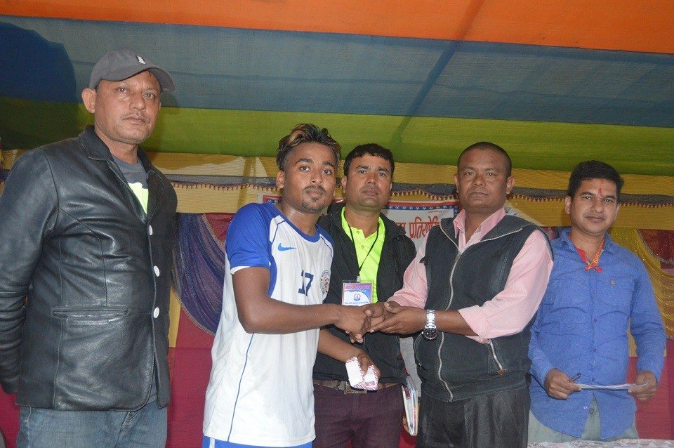 Jhapa: Birtamod United Sets Final Date With Dhulabari In Nawajyoti Open Knockout Championship