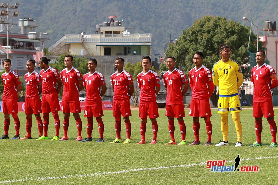 Nepal Remains Unchanged In FIFA World Ranking For The Month Of March