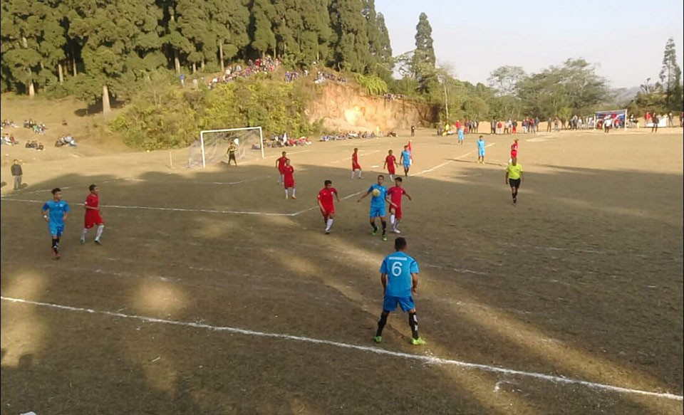 Ilam: Mechinagar Municipality Wins Title Of Suryodaya Inter Municipality Football Championship