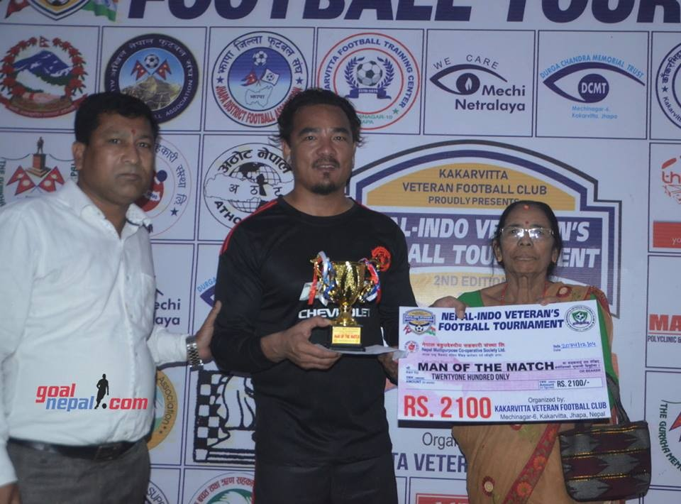 Jhapa: Surunga Veterans Club Enters Final Of Nepal Indo Veterans Championship