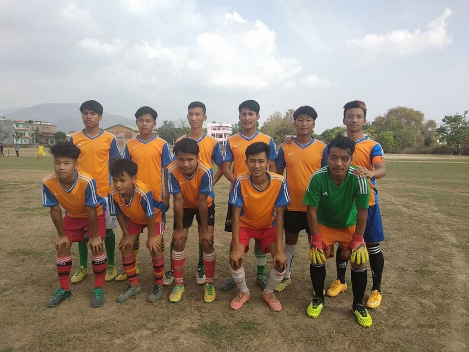 Dang: Badhara Youth Club & UNBC Red Enters SFs Of Dang U18 Championship