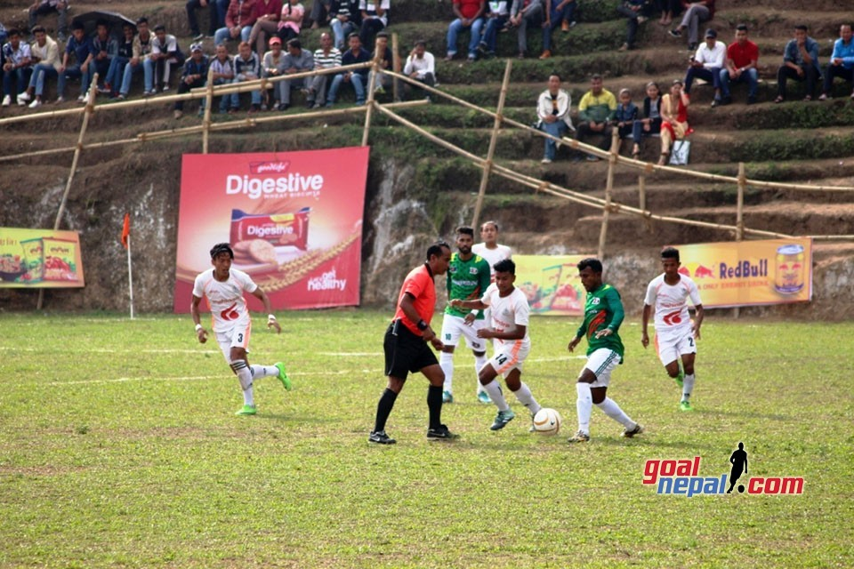 4th Mai Valley Gold Cup: Nepal APF Vs Kawron Progoti Sangh - MATCH HIGHLIGHTS