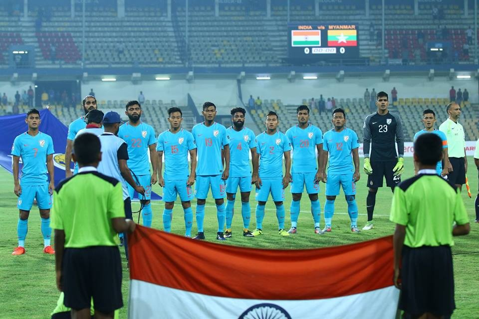 India To Play Inter Continental Cup Ahead Of SAFF Championship 2018