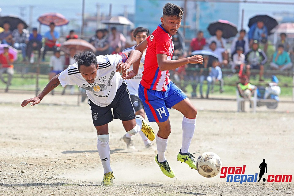 Kaski: Milan Tole A Wins Over LG academy  In 1st Bishnu Kumari Gurung Memorial 7-A-Side Tournament