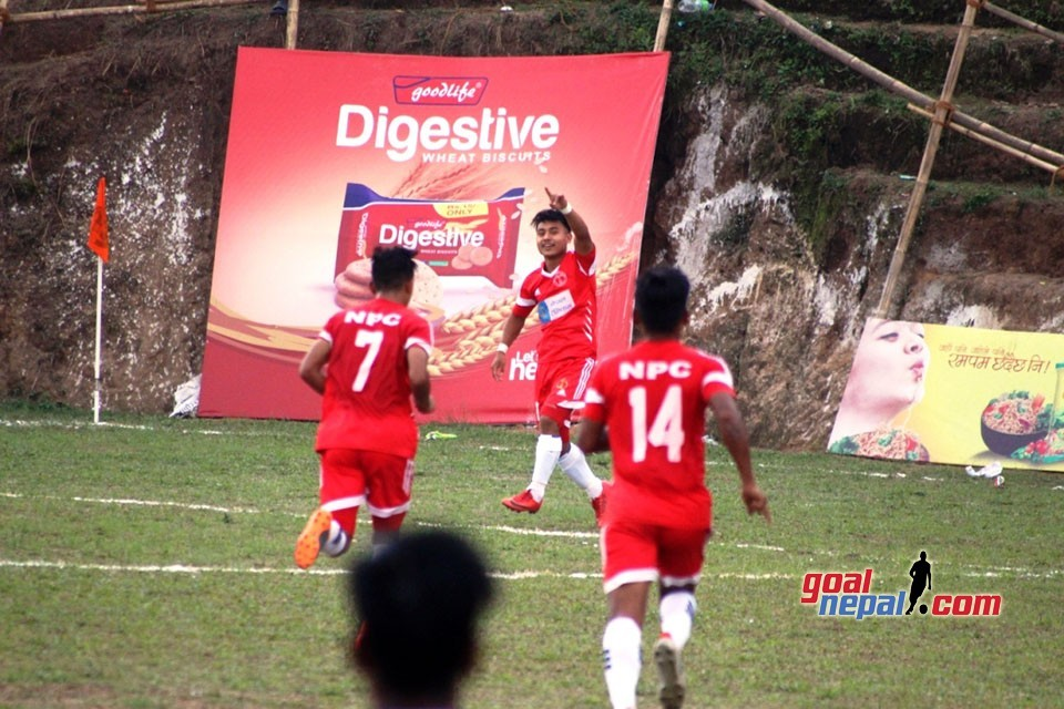 4th Mai Valley Gold Cup: Nepal Police Club Vs Durgapur Kolkata - MATCH HIGHLIGHTS
