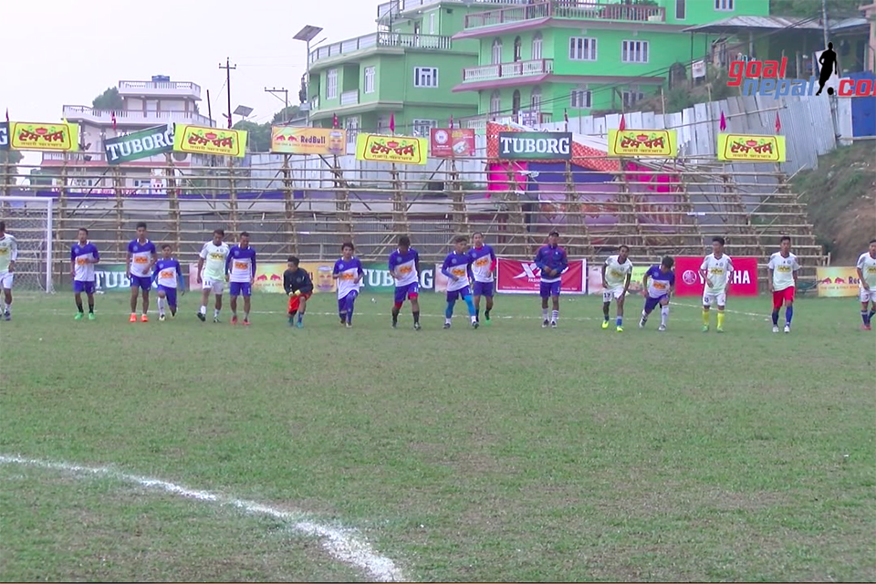 Jhapa XI Completes Prep Against Nepal APF; Kiran Chemjong Could Play For Them