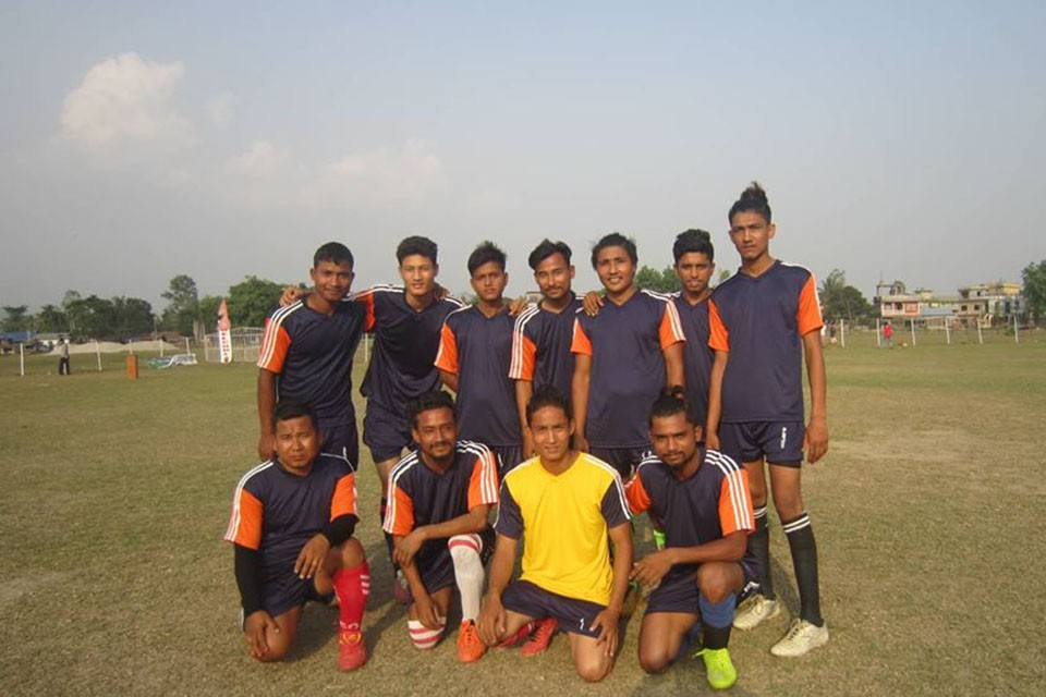 Jhapa: Ward Number 4 Enter SFs Of Shiva Satashi Mayor Cup