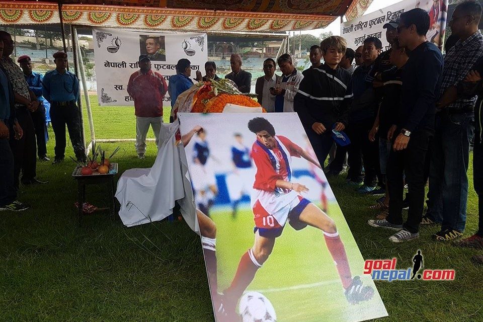 FIFA Condoles Death Of Former Nepal Skipper Mani Bikram Shah