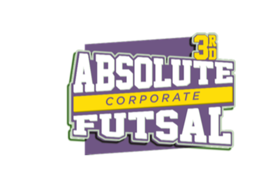 3rd Absolute Corporate Futsal 2018 From July 6