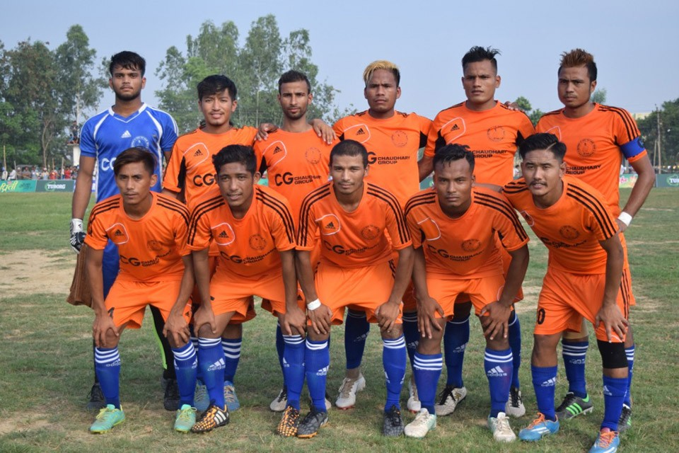 Tuborg 3rd Nepalgunj Gold Cup: Far West Sports Club Enters SFs