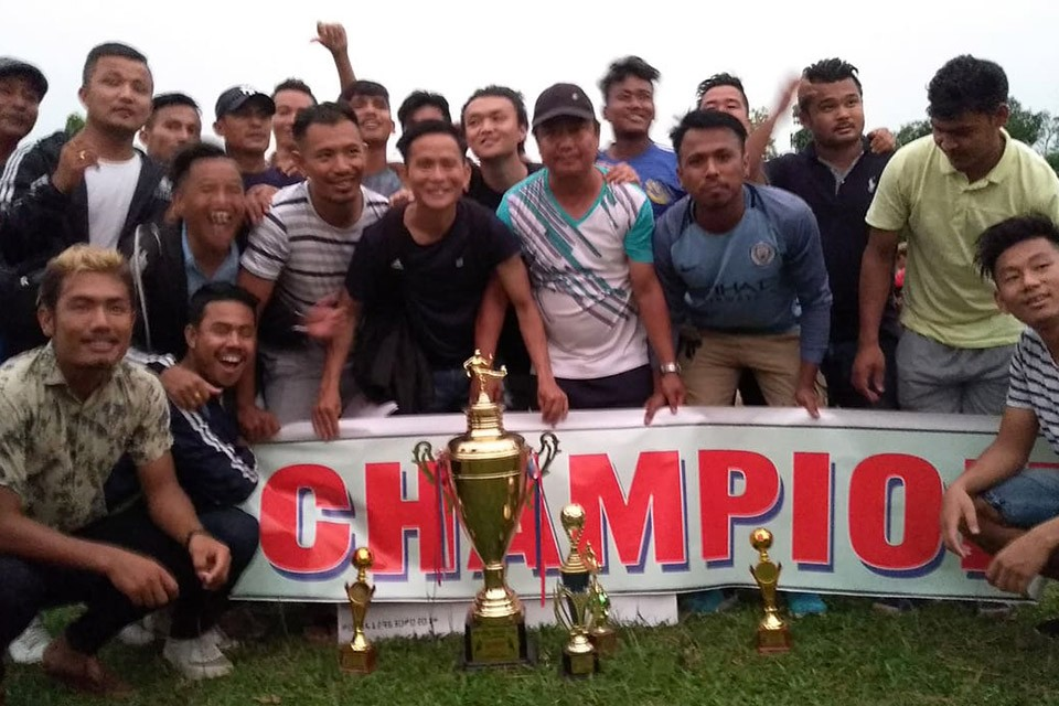 Morang: Dharan Fans Club Wins Title Of 3rd Kirtipur Gold Cup