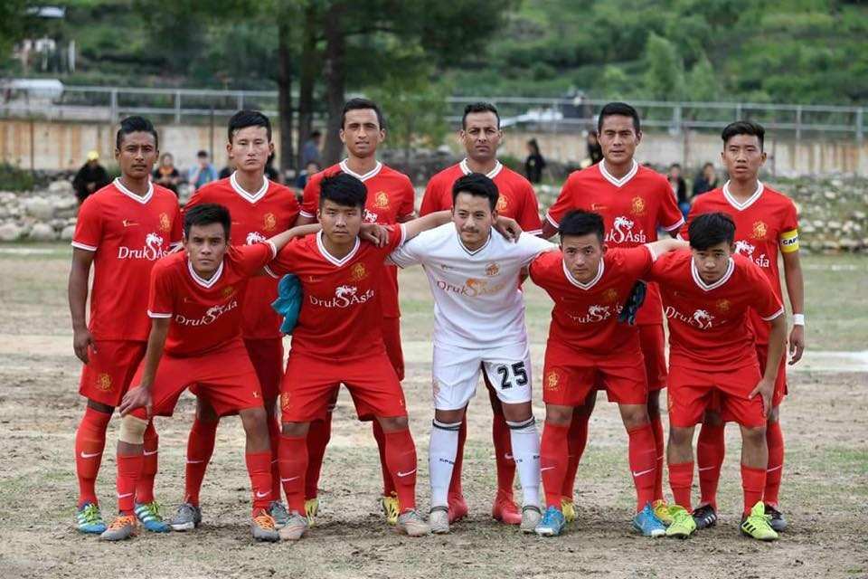 Nepal Internationals Help Paro FC To Qualify For Bhutan National League