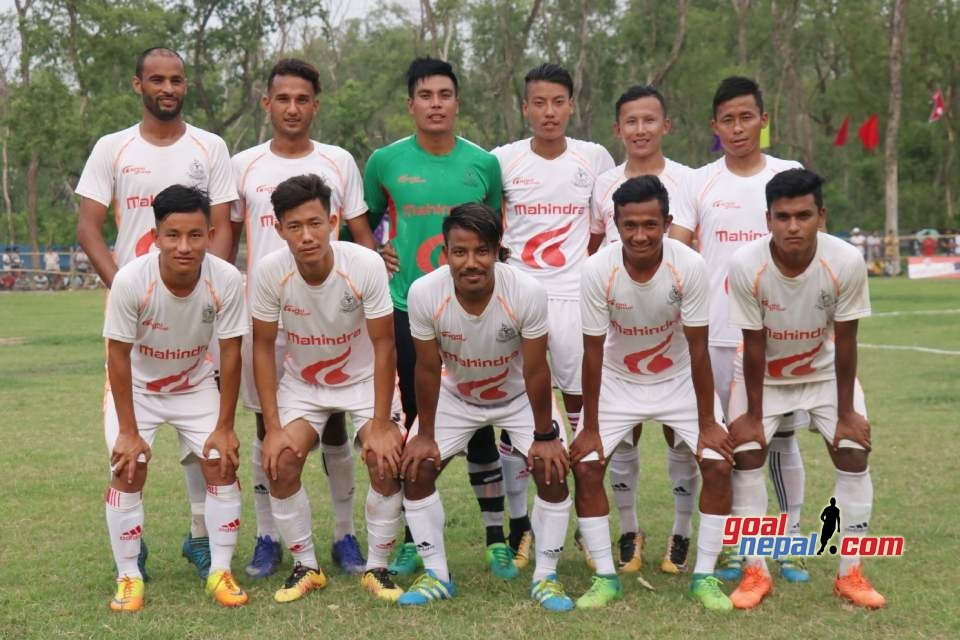 Nepal APF Beats Nepal Police To Win Title Of 1st Lalbandi Gold Cup