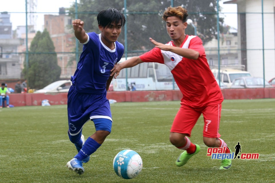Three Star Club, Friends Club Share Spoils In Lalit Memorial U18 Championship