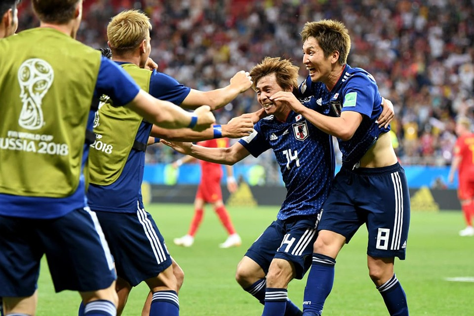 AFC President Praises Japan For Remarkable Display