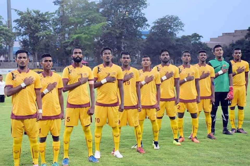 Sri Lanka Suffers Defeat To Lithuania In A Second Friendly Match