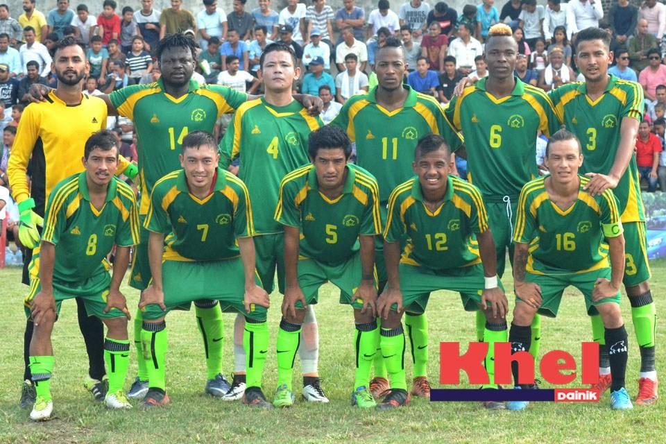 Rupandehi: Siyari Rural Municipality Enters Final Of 18th Lishnu Cup