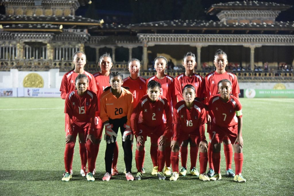 Check Out Four Goals That Nepal U15 Girls Team Scored Against Pakistan  - VIDEO