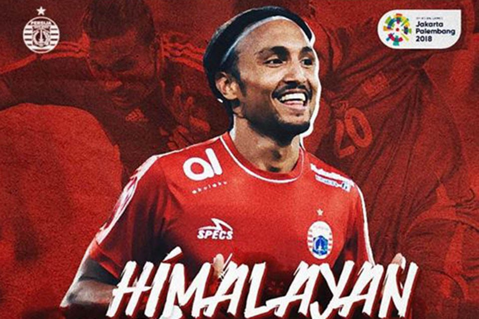 Persija Jakarta Wishes Good Luck To Rohit Chand For Asian Games