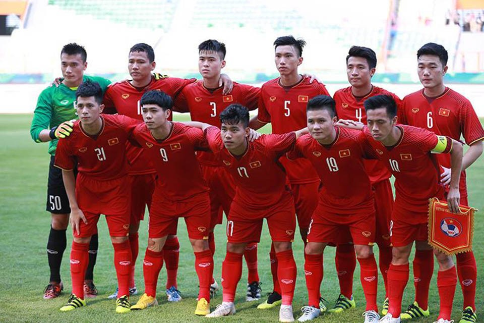 Asian Games 2018: Vietnam Beats Pakistan
