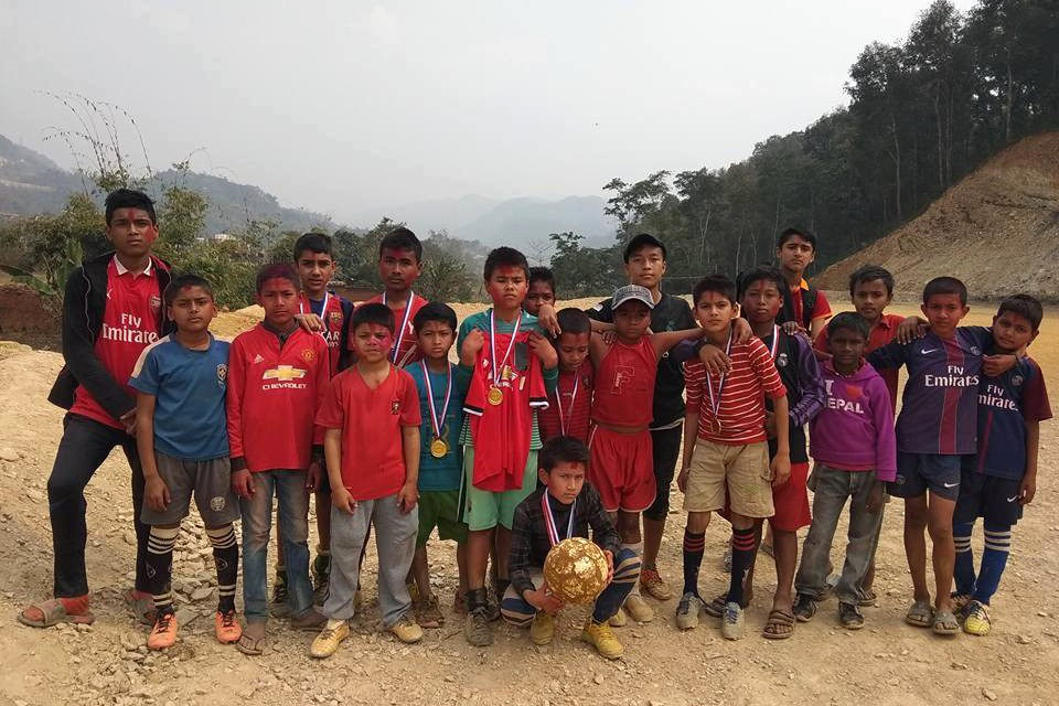 GoalNepal Foundation Announces Support To Ananta Yuwa Club, Tanahun