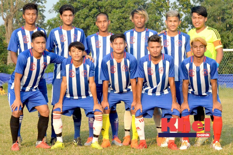 Rupandehi: Fulbari Guys Enters Final Of 6th Chadani Cup