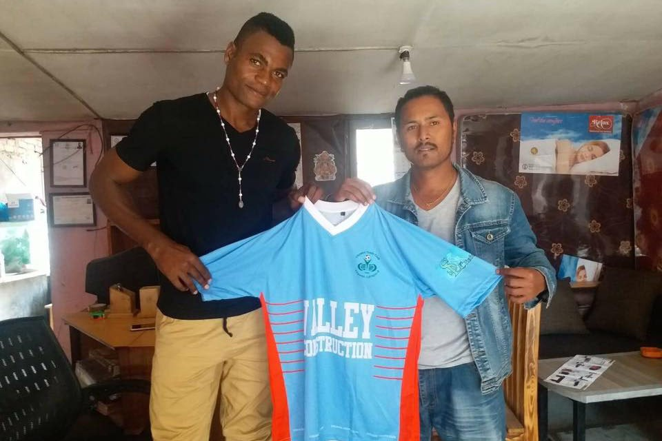 Chyasal Youth Club Signs Chico For A Division League