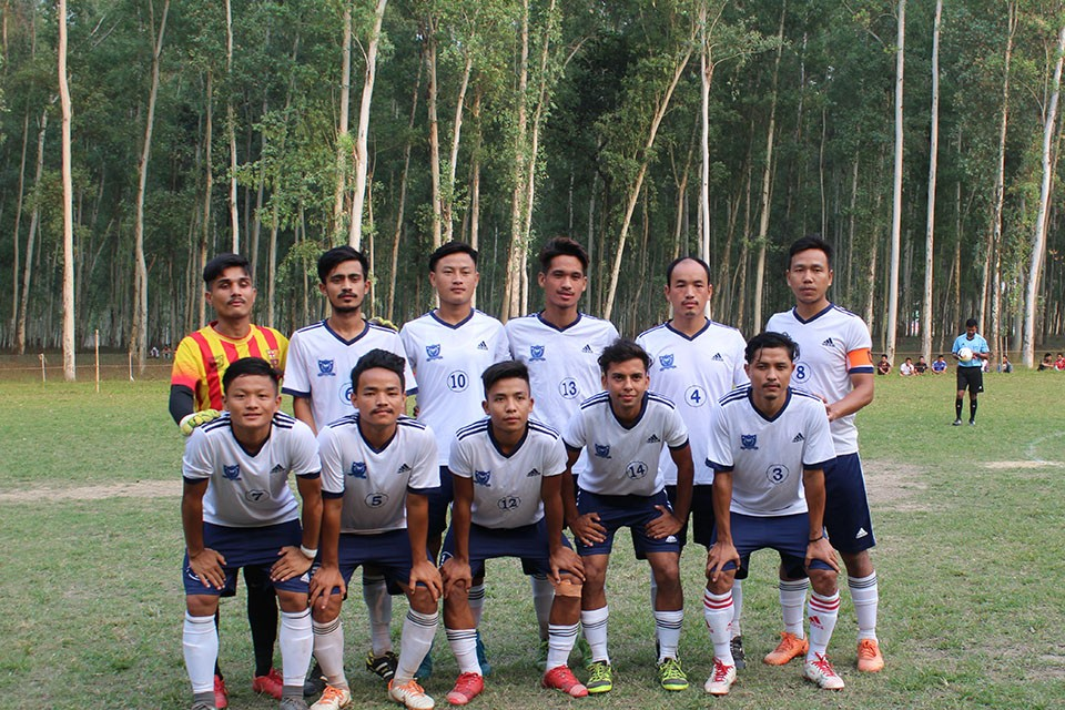 Jhapa: Damak FC Wins Title Of 2nd Fulbari Cup