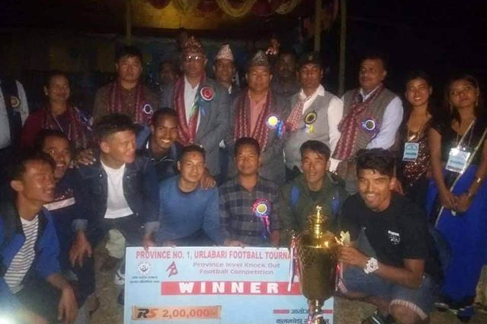 Morang: Church Boys United Wins Title Of Province 1 Knockout Championship