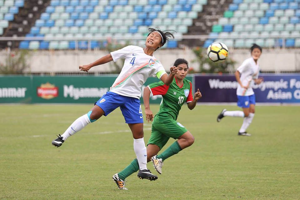 Asian Olympic Qualifiers: India Thrashes Bangladesh 7-1 !