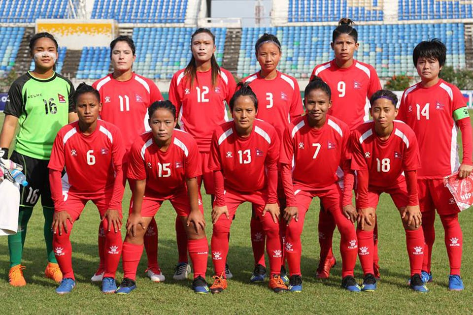 Asian Olympic Qualifiers: Nepal Plays Stalemate Against Myanmar; Hopes Of Qualifying Still Alive